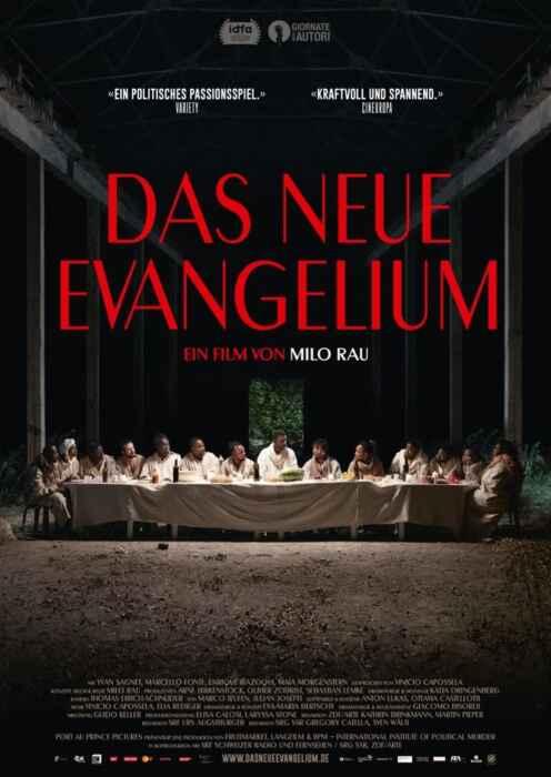 Das Neue Evangelium (Poster)