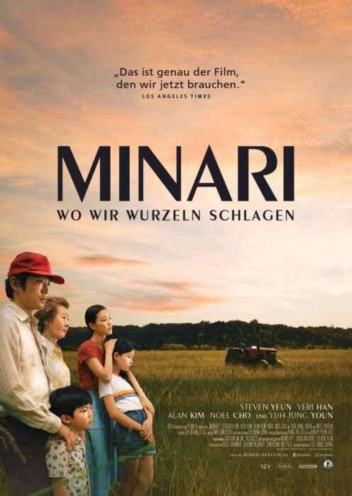 Minari - Wo wir Wurzeln schlagen (Poster)