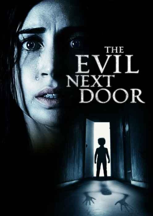 The Evil next door (Poster)