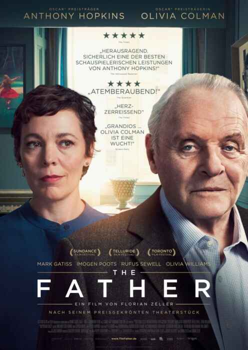 The Father (Poster)