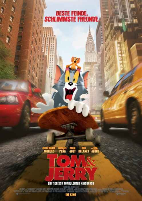 Tom & Jerry (Poster)