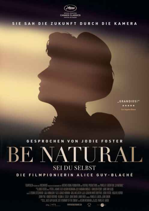 Be Natural - Sei du selbst (Poster)
