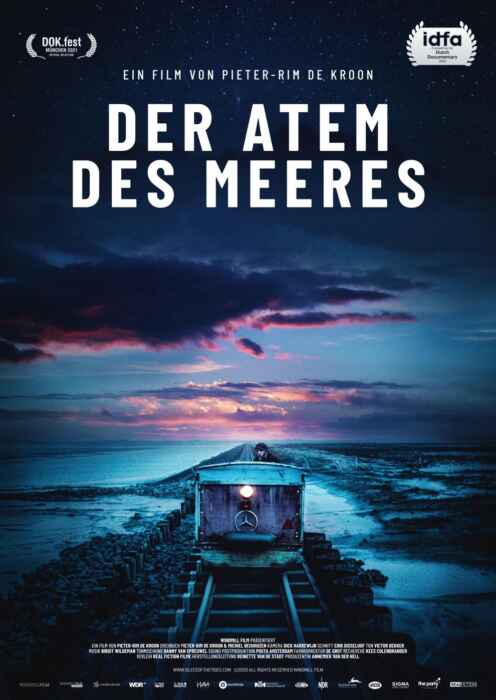 Der Atem des Meeres (Poster)