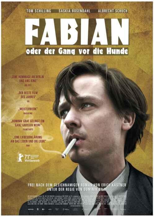 Fabian oder Der Gang vor die Hunde (Poster)