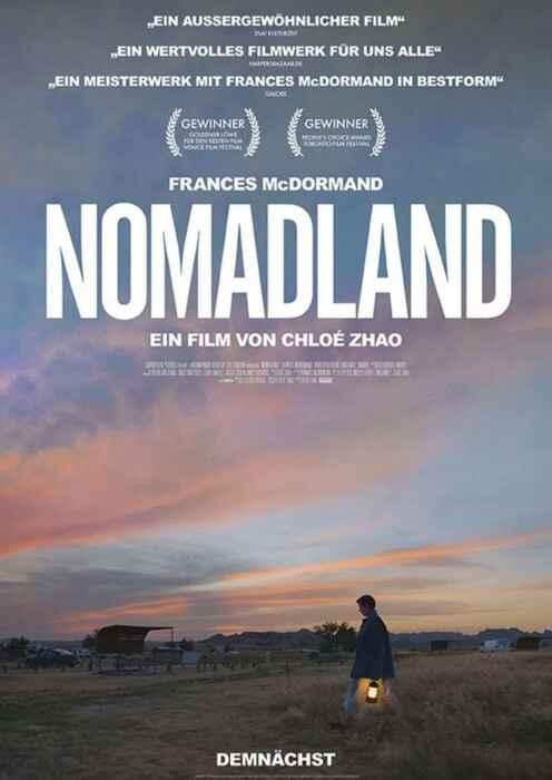 Nomadland (Poster)