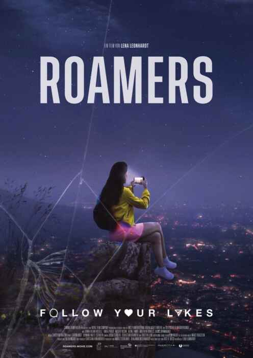 Roamers - Follow Your Likes (Poster)