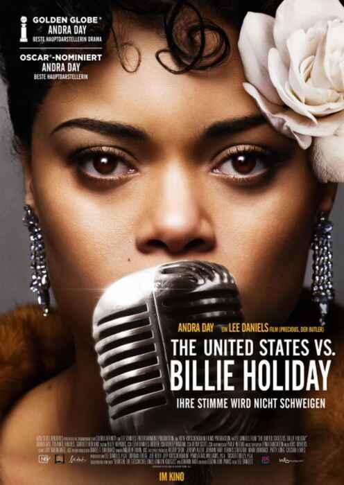 United States vs. Billie Holiday (Poster)