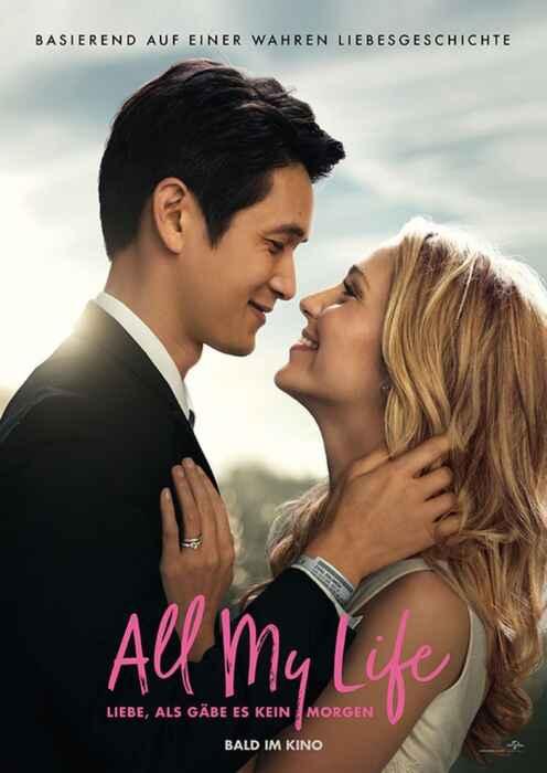 All my Life - Liebe, als gäbe es kein Morgen (Poster)