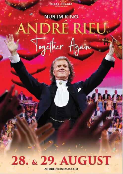 André Rieu - Together Again (Poster)