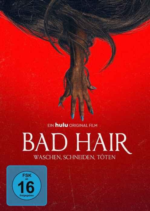 Bad Hair - Waschen, schneiden, töten (Poster)