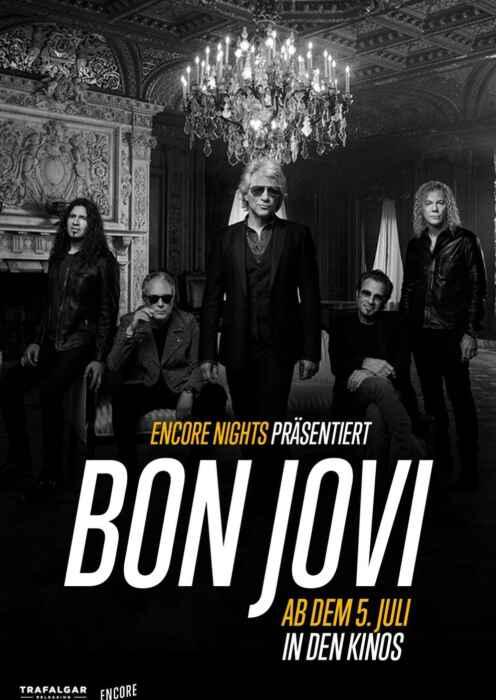Bon Jovi Encore Drive-In Nights (Poster)