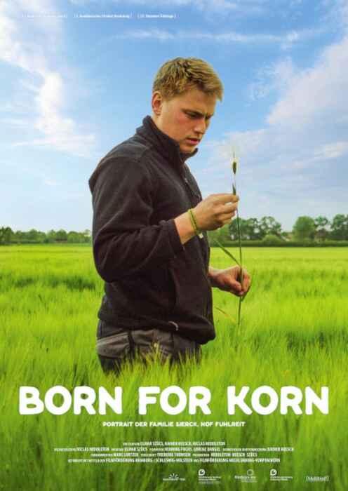 Born for Korn (Poster)