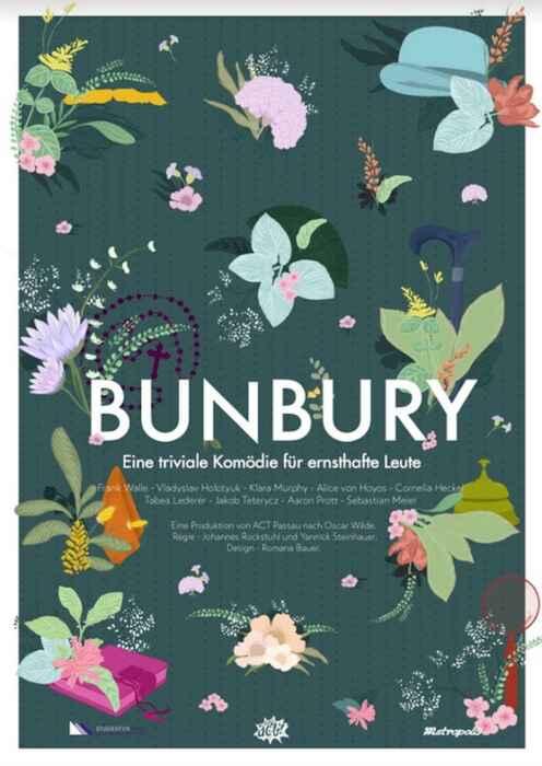 Bunbury (Poster)