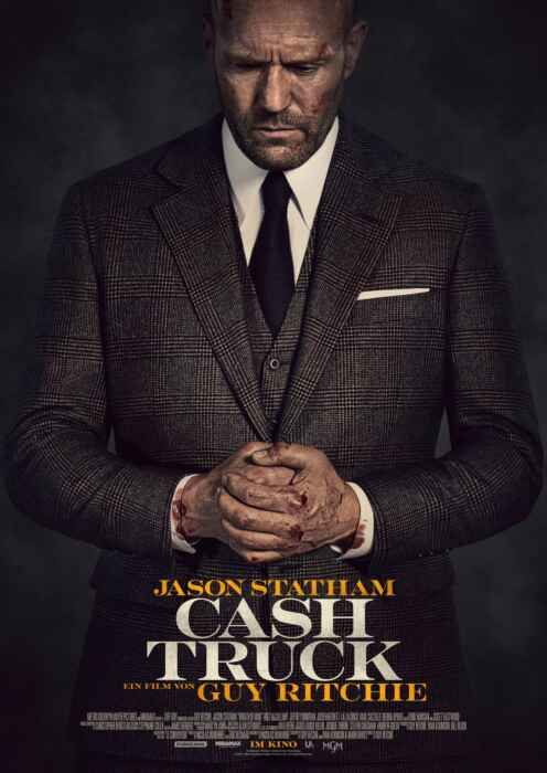 Cash Truck (Poster)
