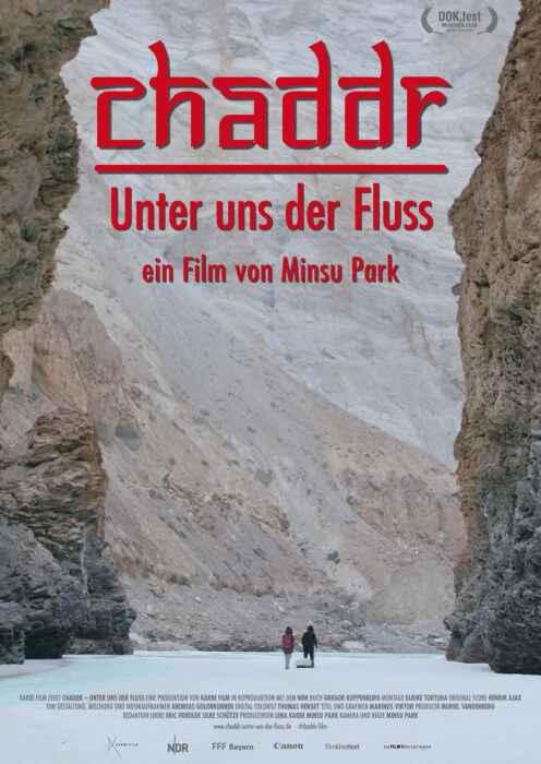 Chaddr - Unter uns der Fluss (Poster)