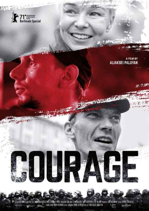Courage (Poster)