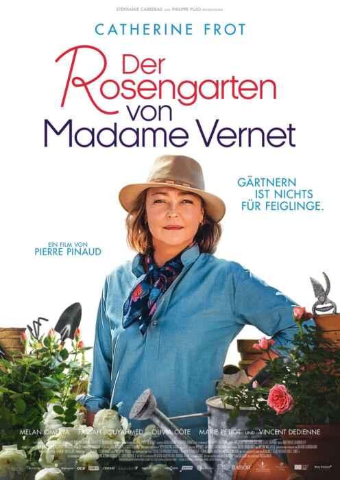 Der Rosengarten von Madame Vernet (Poster)