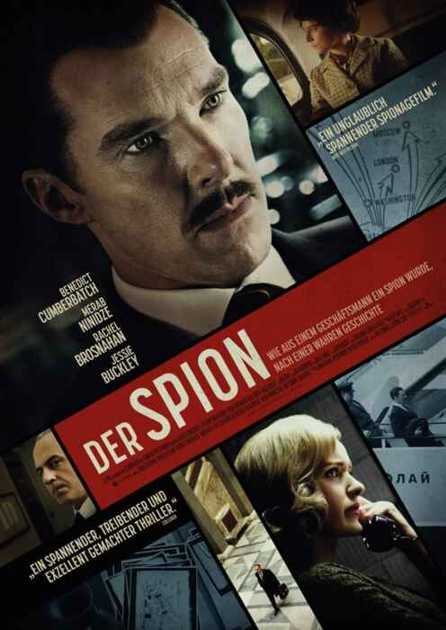Der Spion (Poster)