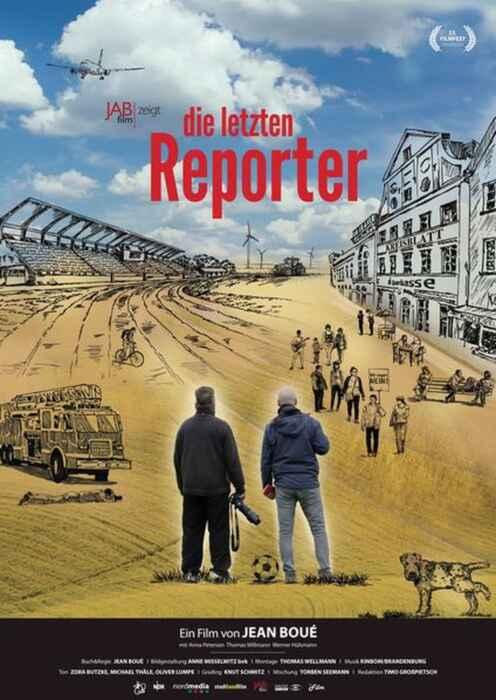 Die letzten Reporter (Poster)