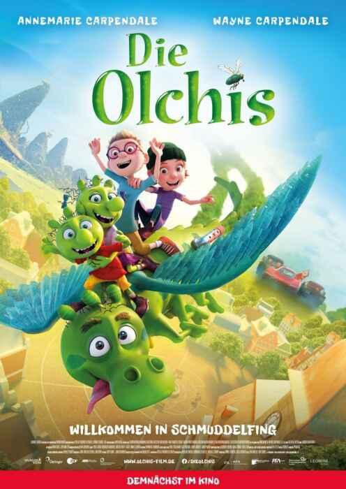 Die Olchis - Willkommen in Schmuddelfing (Poster)