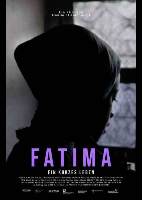 Fatima - Ein kurzes Leben (Poster)