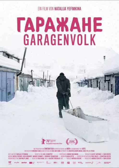 Garagenvolk (Poster)