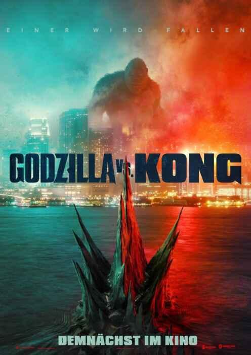 Godzilla vs. Kong (Poster)