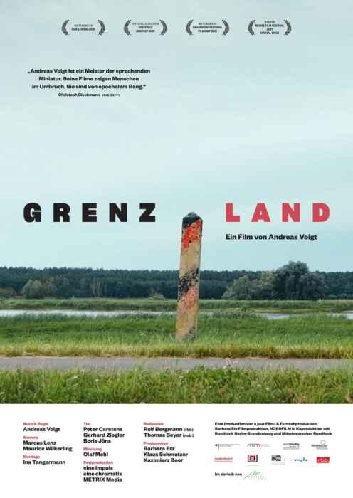 Grenzland (2020) (Poster)