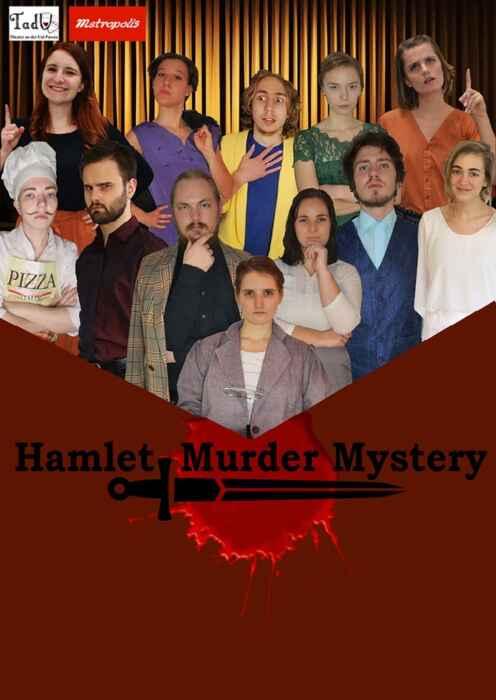 Hamlet Murder Mystery - Mord oder nicht Mord, das ist hier die Frage! (Poster)