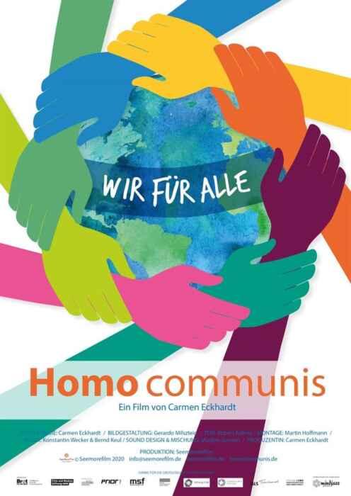 Homo communis - wir für alle (Poster)