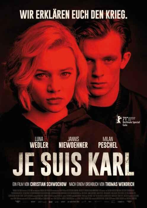 Je suis Karl (Poster)