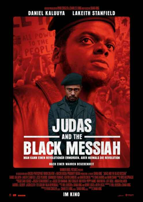 Judas and the Black Messiah (Poster)