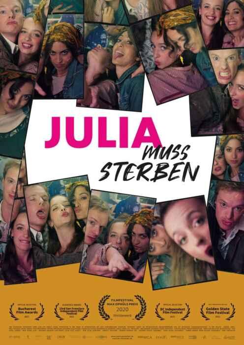 Julia muss sterben (Poster)