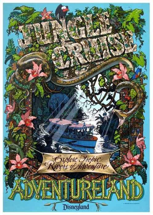 Jungle Cruise (Poster)