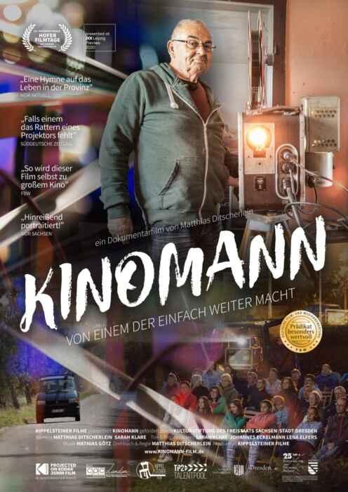 Kinomann (Poster)