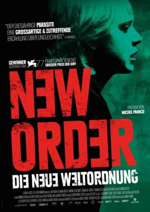 New Order - Die neue Weltordnung (Poster)