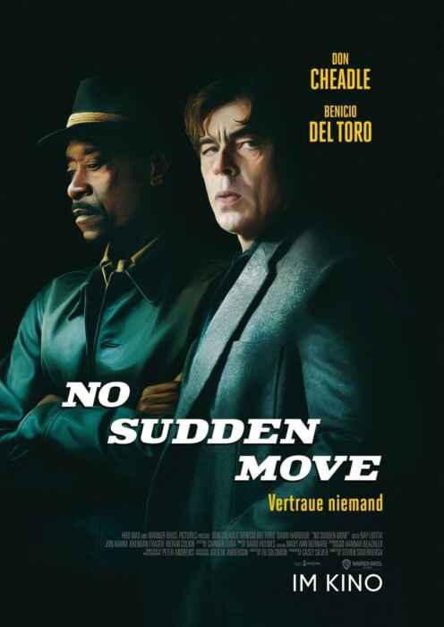 No Sudden Move (Poster)