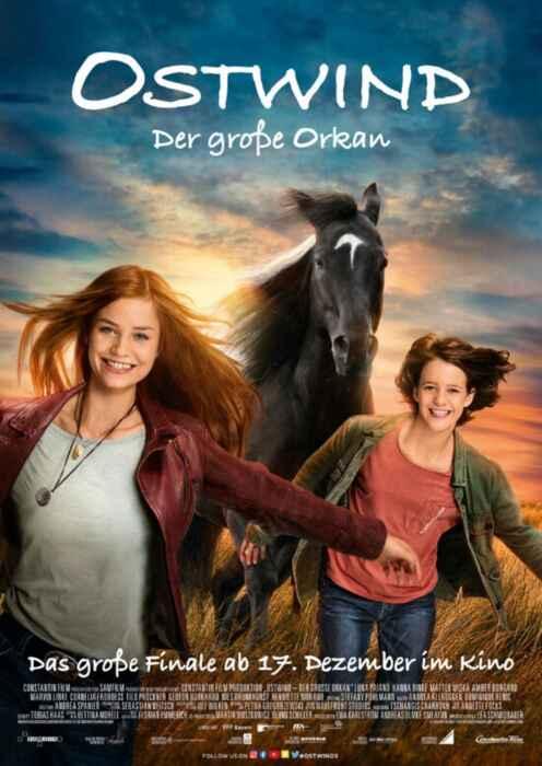 Ostwind - Der große Orkan (Poster)