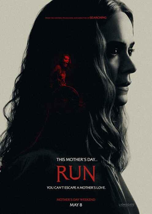 Run (2020) (Poster)