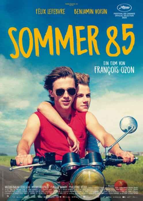 Sommer 85 (Poster)