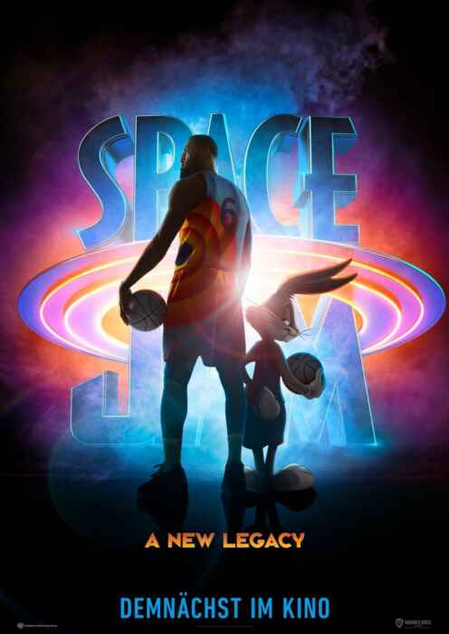 Space Jam 2: A New Legacy (Poster)