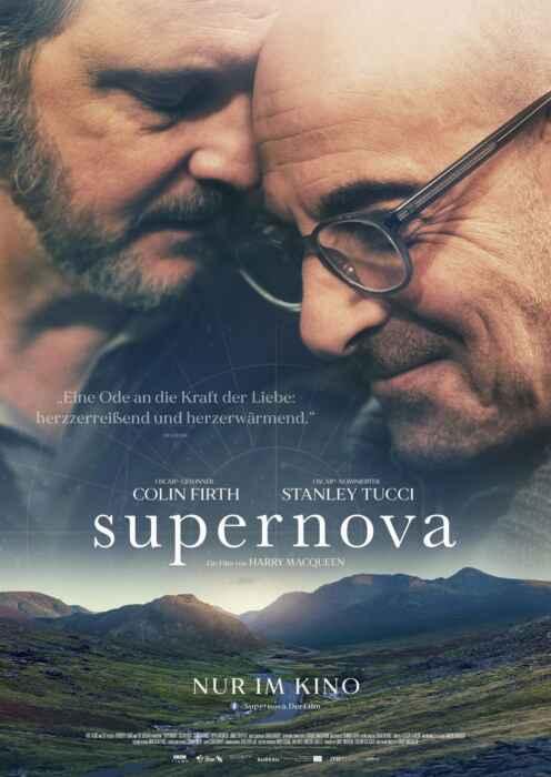 Supernova (2020) (Poster)