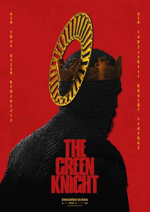The Green Knight (Poster)