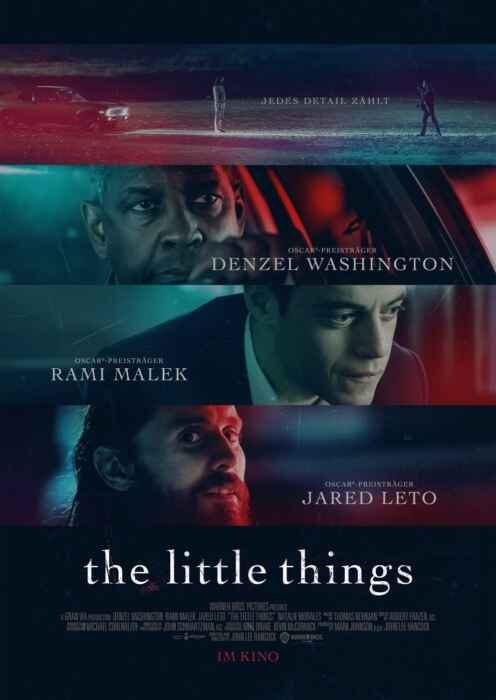The Little Things (Poster)