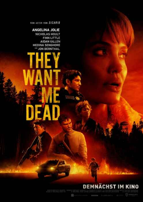 They Want Me Dead (Poster)