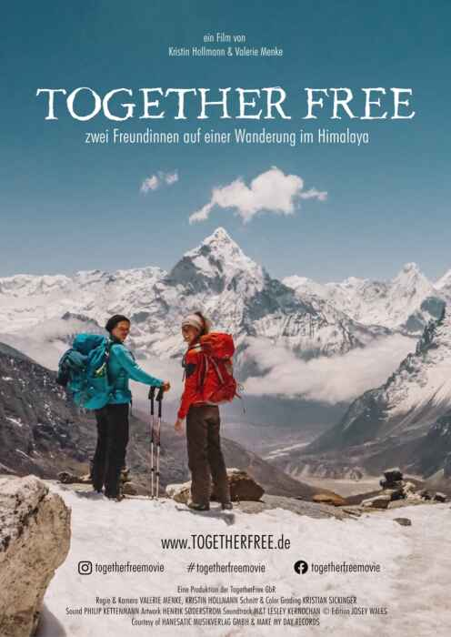 Together Free (Poster)