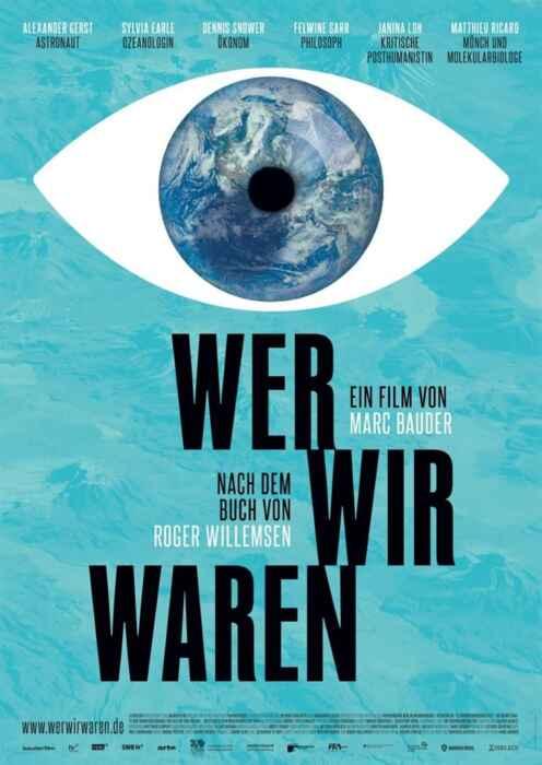 Wer wir waren (Poster)