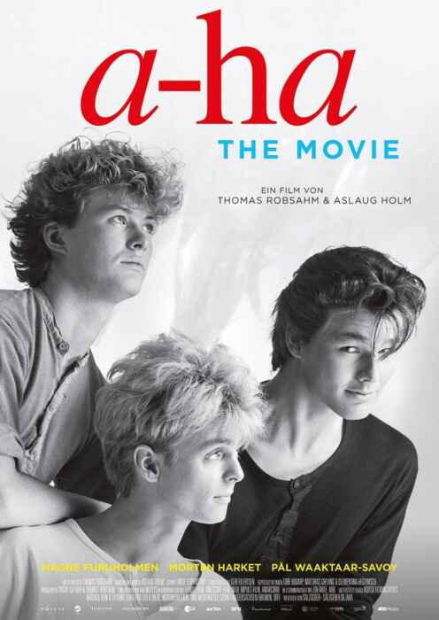A-ha - The Movie (Poster)