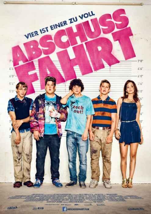 Abschussfahrt (Poster)