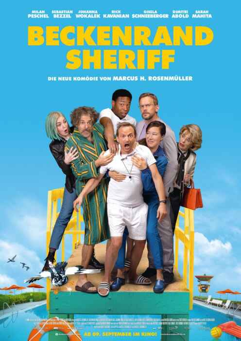 Beckenrand Sheriff (Poster)
